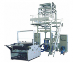 Double-layer Coextrusion Film Blowing Machine