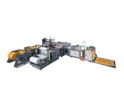 Automatic Cutting&Sewing Machine with Liner-inserting