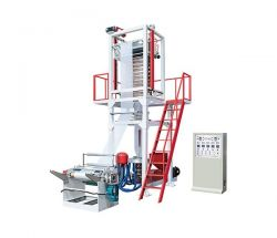 Single Layer Film Extrusion Machine