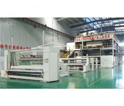 PP Spunbonded Nonwoven Fabric Production Line SS